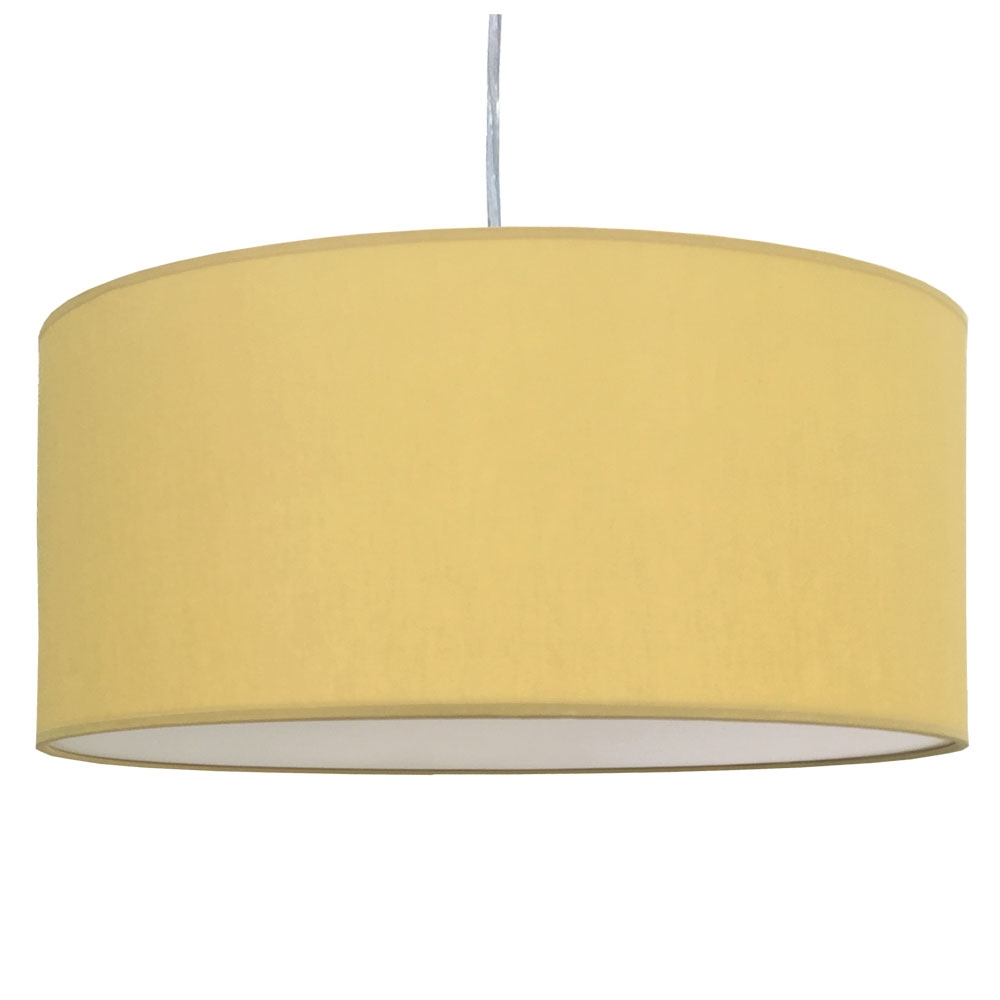 Drum ceiling shade Gold
